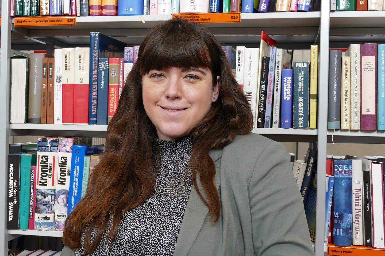 Nowa dyrektor biblioteki:  wprowadzamy specjalną ofertę dla kobiet