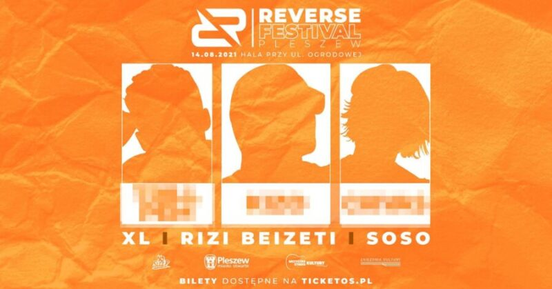 Plakat Reverse Festival