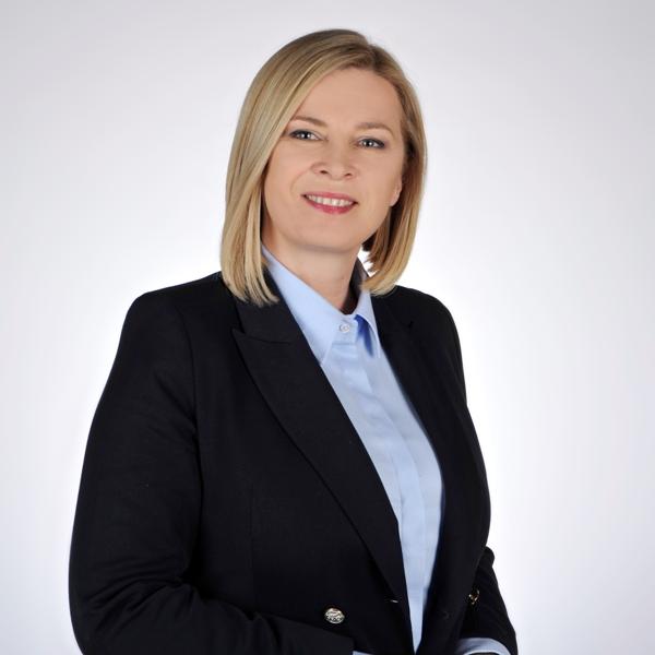 Na zdjęciu Zastępca Burmistrza Izabela Świątek
