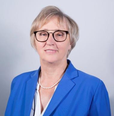 Na zdjęciu Przewodnicząca Rady Miejskiej Adela Grala - Kałużna